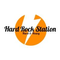 Logo of radio station Hard Rock Station