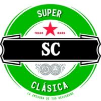 Logo of radio station Super Clásica