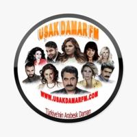 Logo of radio station Uşak damar fm