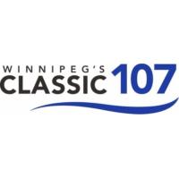 Logo of radio station CKCL-FM Classic 107