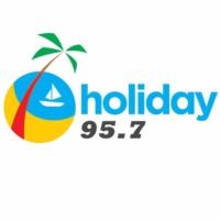 Logo of radio station Holiday Radio 95,7