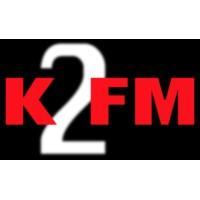 Logo of radio station K2FM