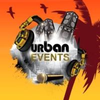 Logo de la radio URBAN EVENTS RADIO