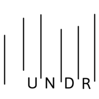 Logo of radio station UNDR