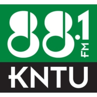 Logo of radio station KNTU 88.1 FM