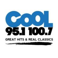 Logo de la radio CKUE-FM 95.1 Cool FM