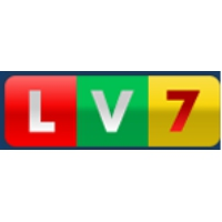 Logo of radio station LV7