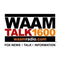 Logo de la radio WAAM Talk 1600