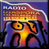 Logo de la radio RADIO ANGODIASPORA