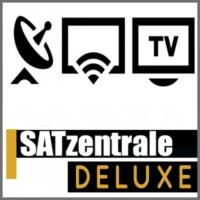 Logo of radio station SATzentrale Deluxe