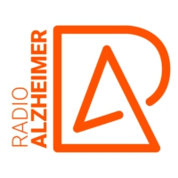 Logo of radio station Alzheimer la radio
