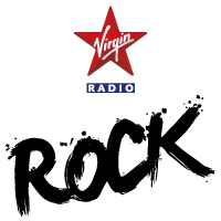 Logo of radio station Virgin Radio Rock