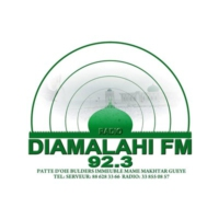 Logo of radio station Diamalahi FM