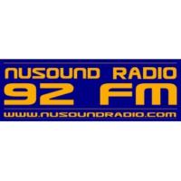 Logo de la radio NuSound Radio