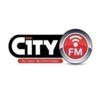 Logo de la radio City Fm Sénégal