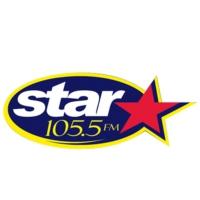 Logo de la radio WZSR Star 105.5