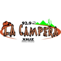 Logo of radio station XHJZ La Campera 92.9 FM