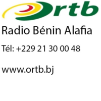 Logo of radio station radio benin alafia