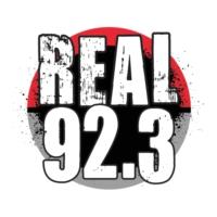 Logo de la radio KRRL Real 92.3