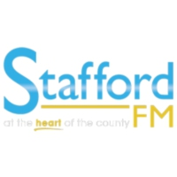 Logo of radio station Stafford FM