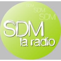 Logo of radio station SDM La Radio