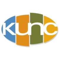 Logo of radio station KUNC 91.5