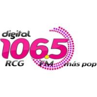 Logo of radio station Digital 106.5