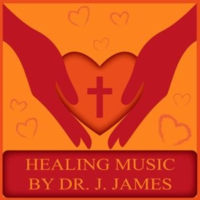 Logo of radio station Healing Music by Dr. J. James
