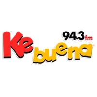 Logo de la radio XHEMG Ke Buena 94.3 FM