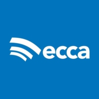 Logo of radio station Radio ECCA