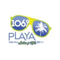Logo of radio station WYUU 106.9 Playa Tampa