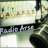 Logo of radio station radio arse