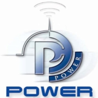 Logo de la radio Power FM 100.2