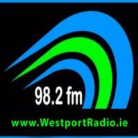 Logo of radio station Westport Radio 98.2 FM