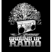 Logo de la radio Ground Up Radio