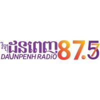 Logo de la radio វិទ្យុដូនពេញ eFM - Daun Penh EFM
