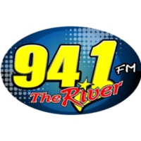 Logo of radio station WFHK 94.1 FM The River