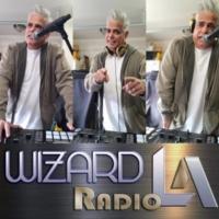 Logo of radio station Wizard Radio LA