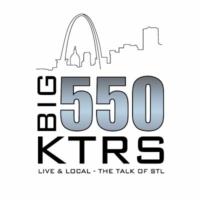 Logo of radio station The Big 550 KTRS