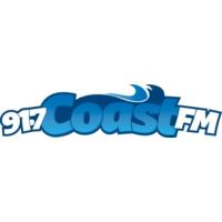 Logo de la radio CKAY 91.7 Coast FM