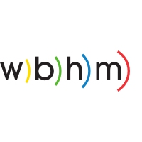 Logo of radio station WBHM 90.3