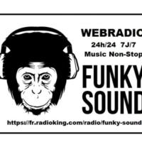 Logo de la radio Funky Sound