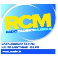 Logo of radio station RCM FM
