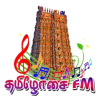 Logo of radio station Tamilosai FM