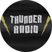 Logo of radio station WMSR Thunder Radio