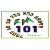 Logo de la radio FM 101 Mirpur