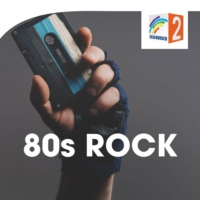 Logo de la radio REGENBOGEN 2 - 80S ROCK