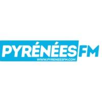 Logo of radio station Pyrénées FM