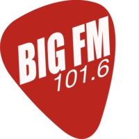 Logo of radio station BIG FM 101.6