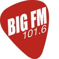 Logo de la radio BIG FM 101.6